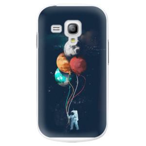 Plastové pouzdro iSaprio Balloons 02 na mobil Samsung Galaxy S3 Mini