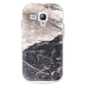 Plastové pouzdro iSaprio BW Marble na mobil Samsung Galaxy S3 Mini