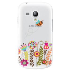 Plastové pouzdro iSaprio Bee 01 na mobil Samsung Galaxy S3 Mini