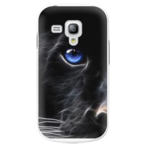 Plastové pouzdro iSaprio Black Puma na mobil Samsung Galaxy S3 Mini