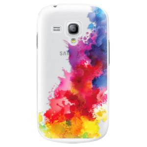 Plastové pouzdro iSaprio Color Splash 01 na mobil Samsung Galaxy S3 Mini