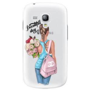 Plastové pouzdro iSaprio Beautiful Day na mobil Samsung Galaxy S3 Mini