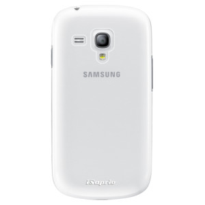 Plastové pouzdro iSaprio 4Pure mléčné bez potisku na mobil Samsung Galaxy S3 Mini