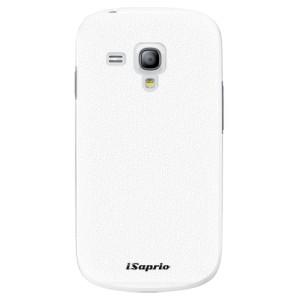 Plastové pouzdro iSaprio 4Pure bílé na mobil Samsung Galaxy S3 Mini