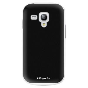 Plastové pouzdro iSaprio 4Pure černé na mobil Samsung Galaxy S3 Mini