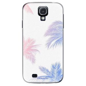 Plastové pouzdro iSaprio Digital Palms 10 na mobil Samsung Galaxy S4
