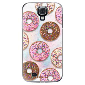 Plastové pouzdro iSaprio Donuts 11 na mobil Samsung Galaxy S4