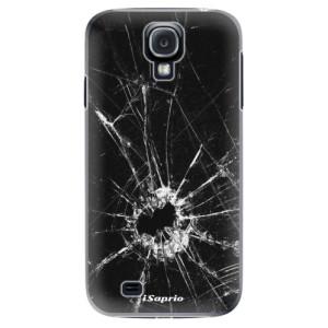 Plastové pouzdro iSaprio Broken Glass 10 na mobil Samsung Galaxy S4