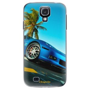 Plastové pouzdro iSaprio Car 10 na mobil Samsung Galaxy S4