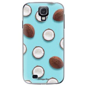 Plastové pouzdro iSaprio Coconut 01 na mobil Samsung Galaxy S4