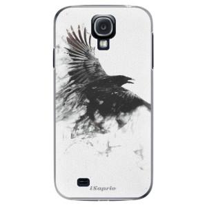 Plastové pouzdro iSaprio Dark Bird 01 na mobil Samsung Galaxy S4