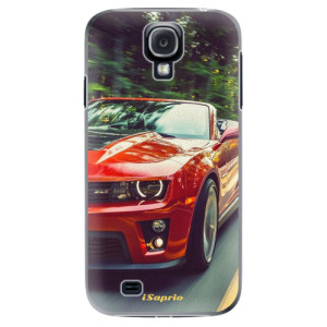 Plastové pouzdro iSaprio Chevrolet 02 na mobil Samsung Galaxy S4