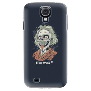 Plastové pouzdro iSaprio Einstein 01 na mobil Samsung Galaxy S4