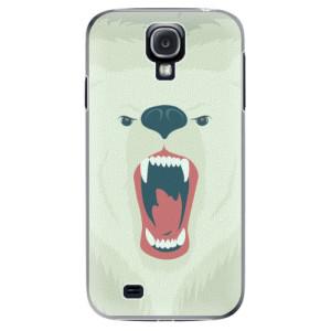 Plastové pouzdro iSaprio Angry Bear na mobil Samsung Galaxy S4