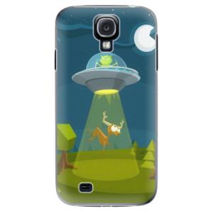 Plastové pouzdro iSaprio Alien 01 na mobil Samsung Galaxy S4