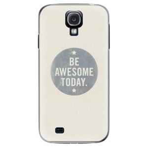 Plastové pouzdro iSaprio Awesome 02 na mobil Samsung Galaxy S4