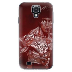 Plastové pouzdro iSaprio Bruce Lee na mobil Samsung Galaxy S4
