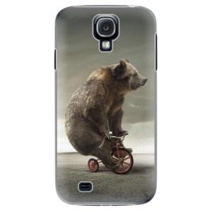 Plastové pouzdro iSaprio Bear 01 na mobil Samsung Galaxy S4
