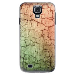 Plastové pouzdro iSaprio Cracked Wall 01 na mobil Samsung Galaxy S4