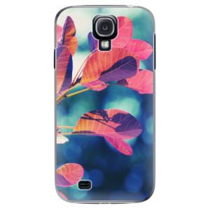 Plastové pouzdro iSaprio Autumn 01 na mobil Samsung Galaxy S4