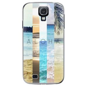 Plastové pouzdro iSaprio Aloha 02 na mobil Samsung Galaxy S4