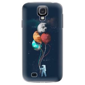 Plastové pouzdro iSaprio Balloons 02 na mobil Samsung Galaxy S4