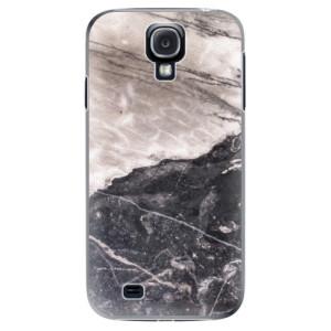Plastové pouzdro iSaprio BW Marble na mobil Samsung Galaxy S4