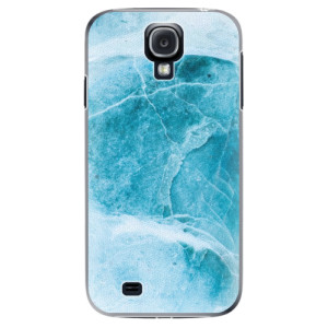 Plastové pouzdro iSaprio Blue Marble na mobil Samsung Galaxy S4