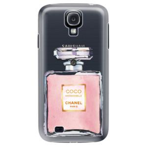 Plastové pouzdro iSaprio Chanel Rose na mobil Samsung Galaxy S4