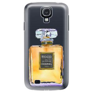 Plastové pouzdro iSaprio Chanel Gold na mobil Samsung Galaxy S4