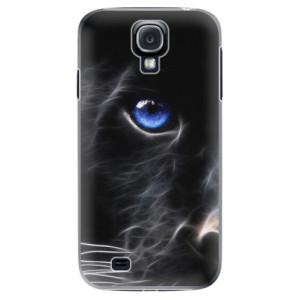 Plastové pouzdro iSaprio Black Puma na mobil Samsung Galaxy S4
