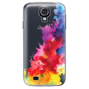 Plastové pouzdro iSaprio Color Splash 01 na mobil Samsung Galaxy S4