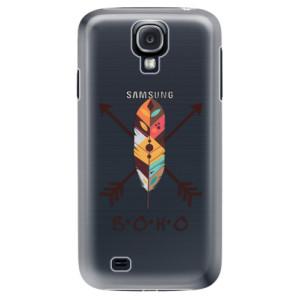 Plastové pouzdro iSaprio BOHO na mobil Samsung Galaxy S4