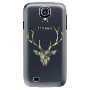 Plastové pouzdro iSaprio Deer Green na mobil Samsung Galaxy S4