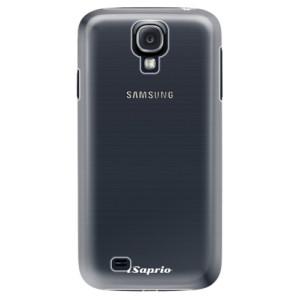 Plastové pouzdro iSaprio 4Pure mléčné bez potisku na mobil Samsung Galaxy S4