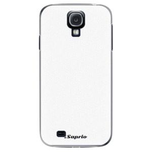 Plastové pouzdro iSaprio 4Pure bílé na mobil Samsung Galaxy S4