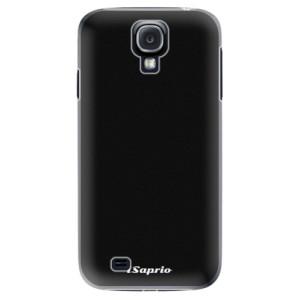 Plastové pouzdro iSaprio 4Pure černé na mobil Samsung Galaxy S4