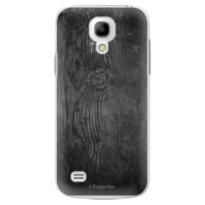 Plastové pouzdro iSaprio Black Wood 13 na mobil Samsung Galaxy S4 Mini