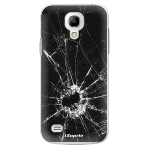 Plastové pouzdro iSaprio Broken Glass 10 na mobil Samsung Galaxy S4 Mini