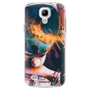 Plastové pouzdro iSaprio Astronaut 01 na mobil Samsung Galaxy S4 Mini