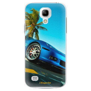 Plastové pouzdro iSaprio Car 10 na mobil Samsung Galaxy S4 Mini