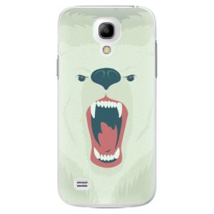 Plastové pouzdro iSaprio Angry Bear na mobil Samsung Galaxy S4 Mini