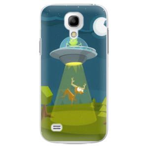 Plastové pouzdro iSaprio Alien 01 na mobil Samsung Galaxy S4 Mini