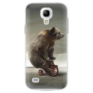 Plastové pouzdro iSaprio Bear 01 na mobil Samsung Galaxy S4 Mini