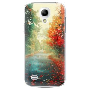 Plastové pouzdro iSaprio Autumn 03 na mobil Samsung Galaxy S4 Mini