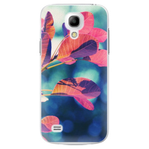 Plastové pouzdro iSaprio Autumn 01 na mobil Samsung Galaxy S4 Mini
