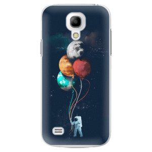 Plastové pouzdro iSaprio Balloons 02 na mobil Samsung Galaxy S4 Mini