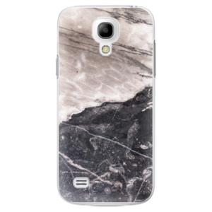 Plastové pouzdro iSaprio BW Marble na mobil Samsung Galaxy S4 Mini
