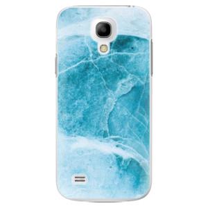Plastové pouzdro iSaprio Blue Marble na mobil Samsung Galaxy S4 Mini