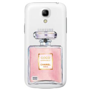 Plastové pouzdro iSaprio Chanel Rose na mobil Samsung Galaxy S4 Mini